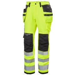Helly Hansen Women Luna Hi Vis Pants Cl.2 77498
